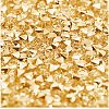 Glitter Resin Hotfix Rhinestone(Hot Melt Adhesive On The Back) OCOR-CJ0002-01-4