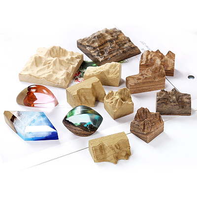 DIY Epoxy Resin Material FillingDIY-X0293-90-1