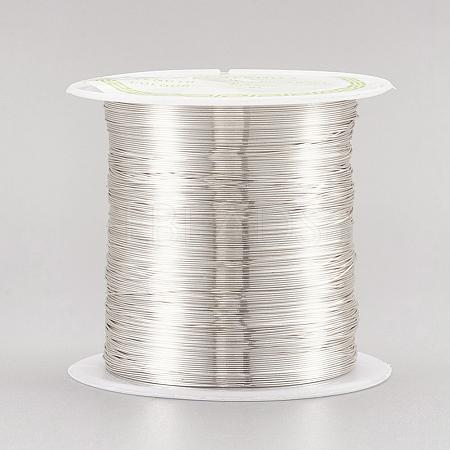 Copper Wire Copper Beading WireCWIR-F001-S-0.3mm-1
