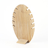 Bamboo Necklace Display Stand NDIS-E022-06-2