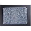 Pendant Silicone MoldsX-DIY-E010-03-1