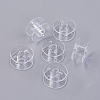 Transparent Plastic 36 Spools Household Line Empty Sewing Machine Line AxisTOOL-TAC0006-01-2