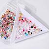 Glass Rhinestone Nail Art Decoration AccessoriesMRMJ-R052-101-2