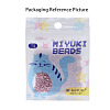 MIYUKI Delica BeadsX-SEED-J020-DB0202-5