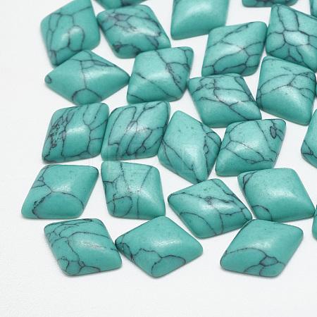 Synthetic Turquoise CabochonsX-TURQ-S290-32B-02-1
