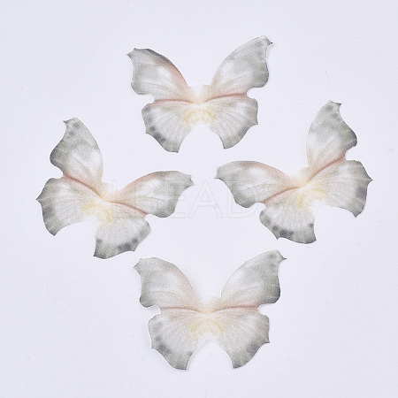 Polyester Fabric Wings Crafts DecorationFIND-S322-004-1