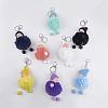Pom Pom Ball KeychainKEYC-L016-A-1