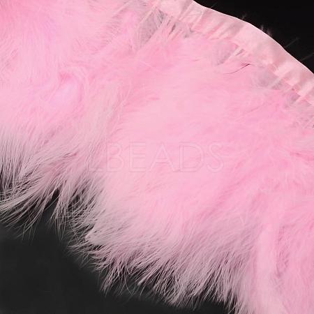 Fashion Feather Cloth Strand Costume AccessoriesFIND-Q040-06I-1