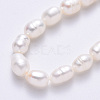 Natural Cultured Freshwater Pearl Beads StrandsX-PEAR-S012-41C-4