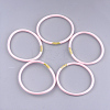 PVC Plastic Bangle Sets BJEW-T008-09B-2