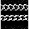 Iron Twisted Chains Curb ChainsCHS002Y-B-1