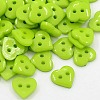 Acrylic Sewing Buttons for Costume DesignX-BUTT-E085-C-M-2