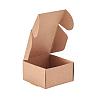 Kraft Paper BoxCON-WH0036-01-5