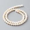 Natural Jade Beads StrandsG-F669-A13-6mm-2
