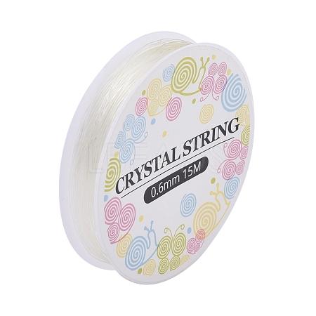 Elastic Crystal ThreadEW-S003-0.6mm-01-1