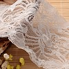 Lace Trim Nylon Ribbon for Jewelry MakingORIB-L005-14-2
