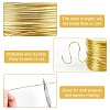 Copper Wire Copper Beading Wire for Jewelry MakingCWIR-F001-G-0.8mm-6