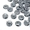 4-Hole Stripe Resin ButtonsX-BUTT-S019-01-1