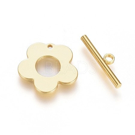 Brass Toggle ClaspsX-KK-G389-27G-1
