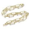 Brass Paperclip ChainsMAK-S072-14D-MG-3