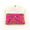 Rectangle Cloth Zip PouchesX-ABAG-R009-10x12-4