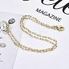 Brass Paperclip ChainsMAK-S072-09B-MG-4
