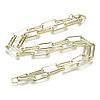 Brass Paperclip ChainsMAK-S072-14D-14KC-3