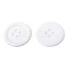 4-Hole Plastic ButtonsX-BUTT-R034-052K-2