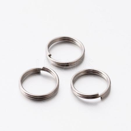 304 Stainless Steel Split RingsSTAS-E075-11-1