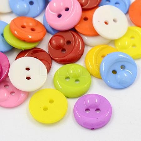 Acrylic ButtonsBUTT-E072-C-M-1