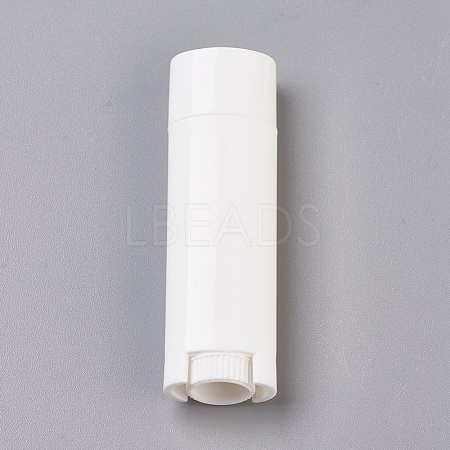 4.5g PP Plastic DIY Empty Lipstick ContainersX-DIY-WH0095-A01-1