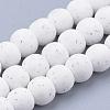 Handmade Polymer Clay Beads StrandsX-CLAY-Q230-85A-1