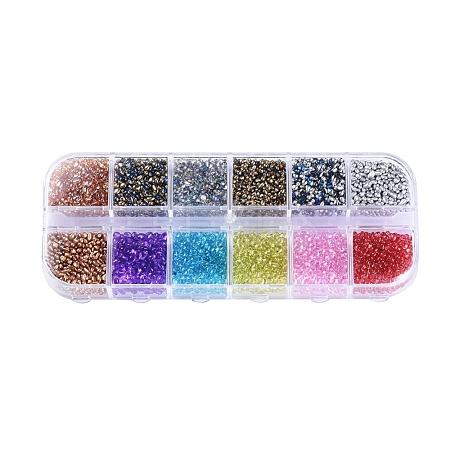Glass Seed BeadsSEED-JP0008-01-1