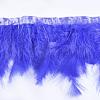 Turkey Feather Fringe TrimmingFIND-T037-03E-2