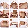 Kraft Paper Drawer BoxCON-YW0001-03A-A-5