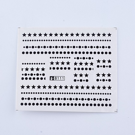 Nail Art StickersAJEW-TA0003-V12-A-1