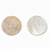 Mother of Pearl ButtonsX-SSHEL-R048-022A-2